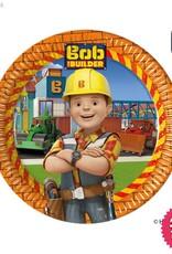 Procos Bob The Builder - Party Paper Plates (23cm) 8Ct