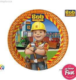 Procos Bob The Builder - Party Paper Plates 8Ct