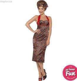 Smiffys Rockabilly Costume