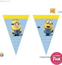 Procos Lovely Minions - Banner Triangle Flags