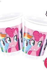 Procos My Little Pony - Party Plastic Cups 8Ct