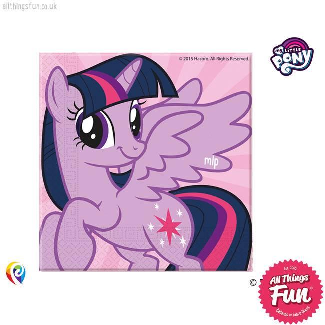 Procos My Little Pony - Party Napkins 20Ct