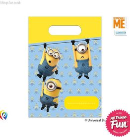 Procos Lovely Minions - Bags Party 6Ct