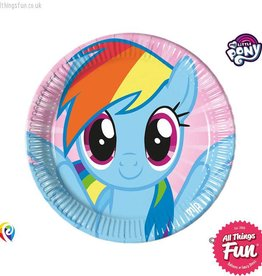 Procos My Little Pony - Party Paper Plates 8Ct
