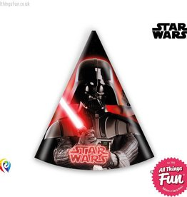 Procos Star Wars - Hats Party 6Ct