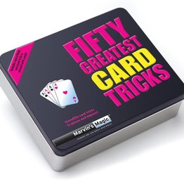 Marvin's Magic - Fifty Greatest Card Tricks