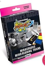 Marvin's Magic - 25 Miraculous Mind Reading Tricks