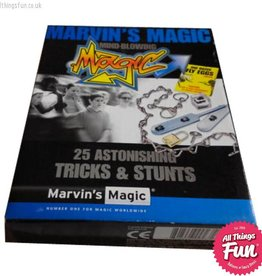 Marvin's Magic - 25 Astonishing Tricks & Stunts