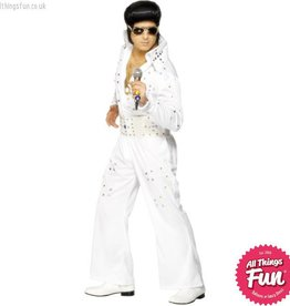 Smiffys Elvis Costume with Jewels
