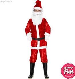 Smiffys Mini Santa Costume