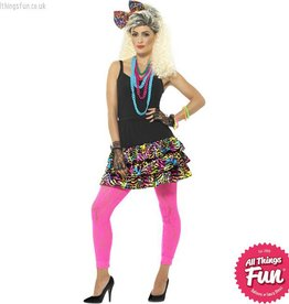 Smiffys 80's Party Girl Kit