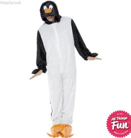 Smiffys *DISC* Adult Penguin Costume