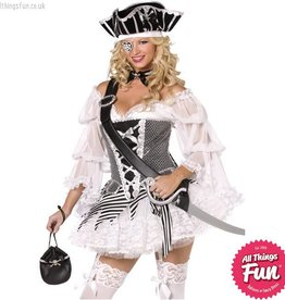 Smiffys Fever Boutique Pirate Large