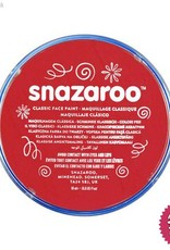 Snazaroo Snazaroo Classic Bright Red 18ml pot