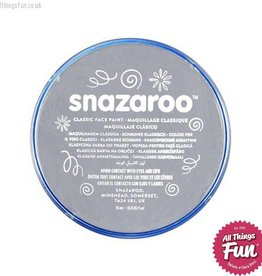 Snazaroo Snazaroo Classic Dark Grey 18ml pot