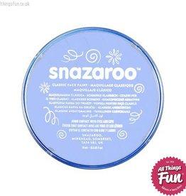 Snazaroo Snazaroo Classic Pale Blue 18ml pot