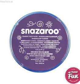 Snazaroo Snazaroo Classic Purple 18ml pot