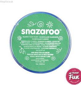Snazaroo Snazaroo Classic Bright Green 18ml pot