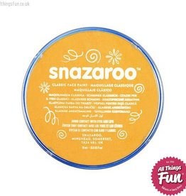 Snazaroo Snazaroo Classic Ochre Yellow 18ml pot