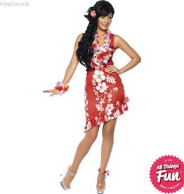 Smiffys Hawaiian Beauty Costume