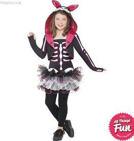 Smiffys Skelly Rabbit Costume