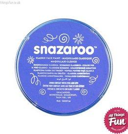 Snazaroo Snazaroo Classic Sky Blue 18ml pot