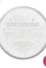 Snazaroo Snazaroo Sparkle White 18ml pot