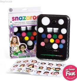 Snazaroo Snazaroo Ultimate Party Pack Kit
