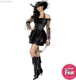 Smiffys Swashbuckler Costume