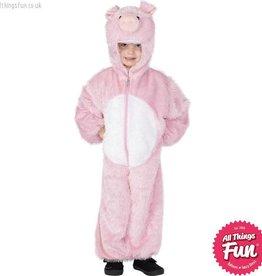 Smiffys Pig Costume Small