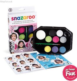Snazaroo Snazaroo Fantasy Face Painting Kit