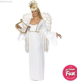 Smiffys Deluxe Angel Costume
