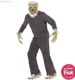 Smiffys Werewolf Costume One Size
