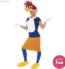 Smiffys Winnie Woodpecker Costume