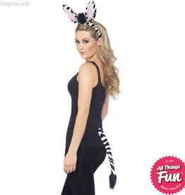 Smiffys Zebra Kit