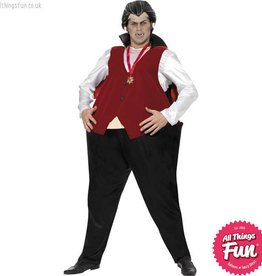Smiffys *SP* Vampire Costume One Size