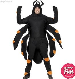 Smiffys Spider Costume One Size