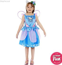 Smiffys *DISC* Hello Kitty Butterfly Fairy Costume Small