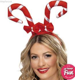Smiffys Candy Cane Headband