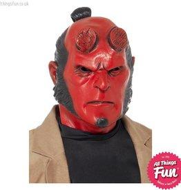 Smiffys Hellboy Latex Overhead Mask