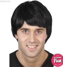 Smiffys Black Guy Wig