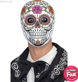 Smiffys Senor Bones White Mask
