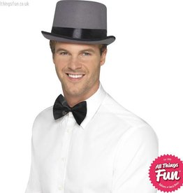 Smiffys Grey Top Hat