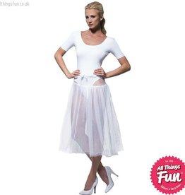 Smiffys 1950's White Petticoat