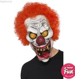 Smiffys Twisted Clown Mask