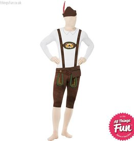 Smiffys Bavarian Second Skin Suit