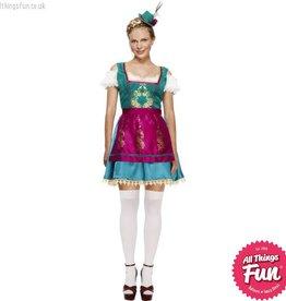 Smiffys Fever Deluxe Dirndl Costume