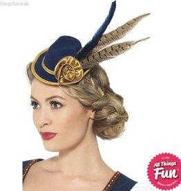 Smiffys Authentic Bavarian Oktoberfest Mini Hat