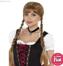 Smiffys Bavarian Fraulein Choker