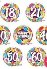 Birthday Glitz Classic (Ages 18 to 60)